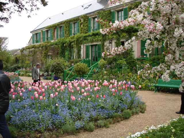 Monet's Home And Garden