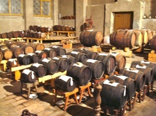 Balsamic Vinegar Room