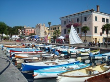 Bardolino Harbor