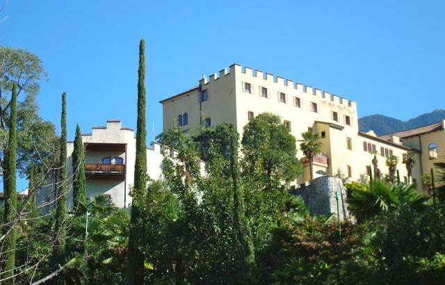 Trauttmansdorff Castle
