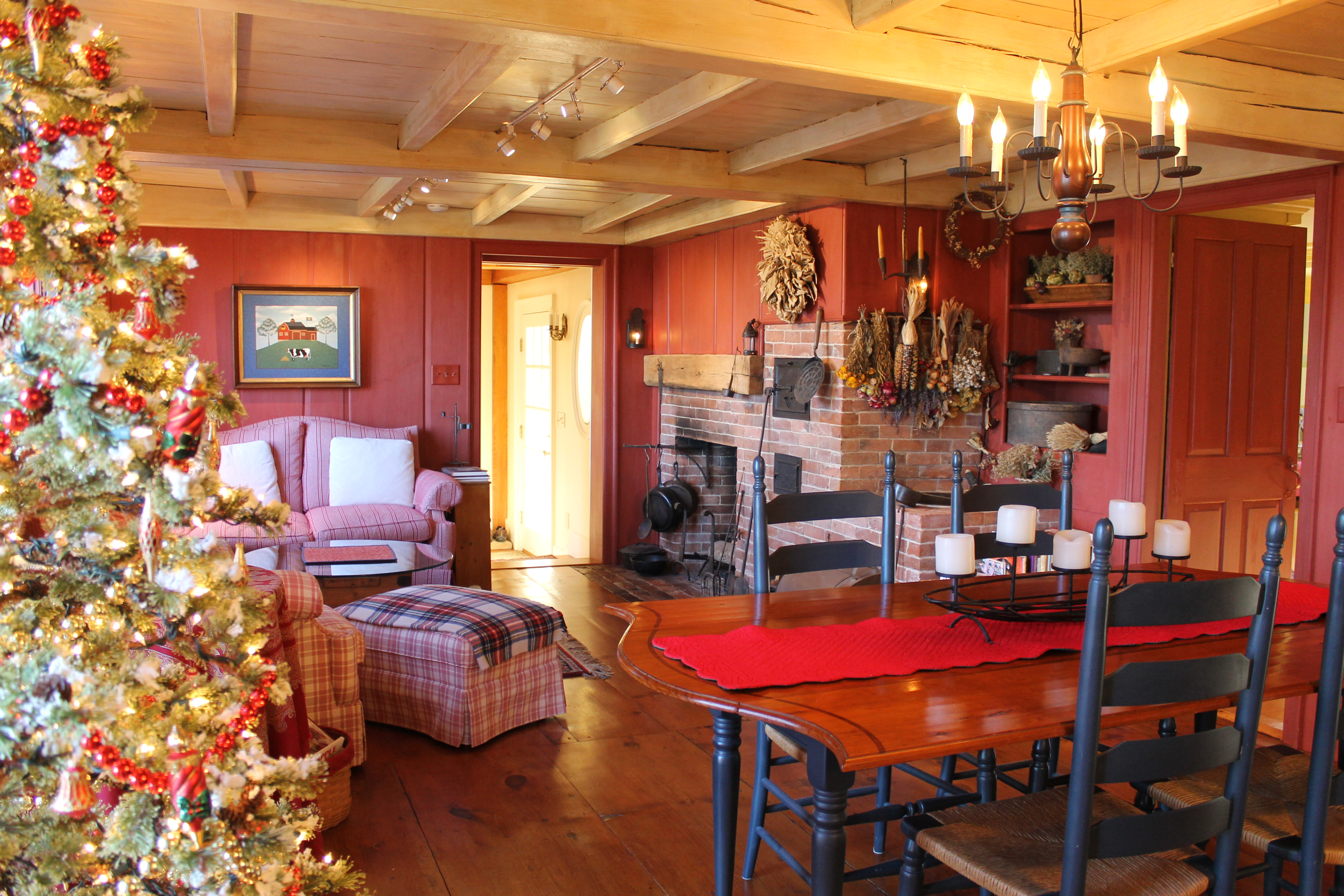 Our Christmas Kitchen Is Filled With Sweet Smells | Back ...