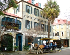 Carriage Ride Through Historic Charleston South Carolina