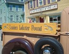 Saunders Antique Truck
