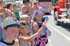 Children Of All Ages Love A Parade