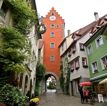 Meersburg Upper Town Gate