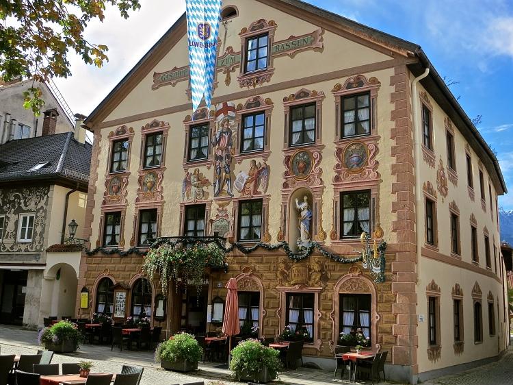 Partenkirschen Historic Building