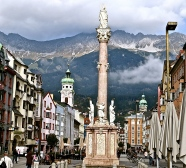 St. Anne Column, Innsbruck
