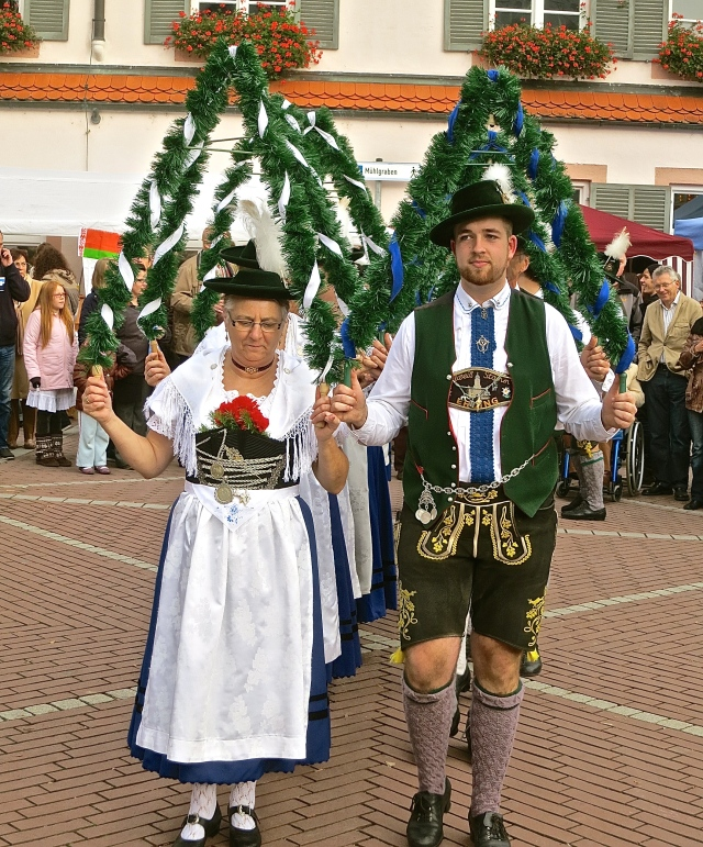 Bavarian Folk Dancing