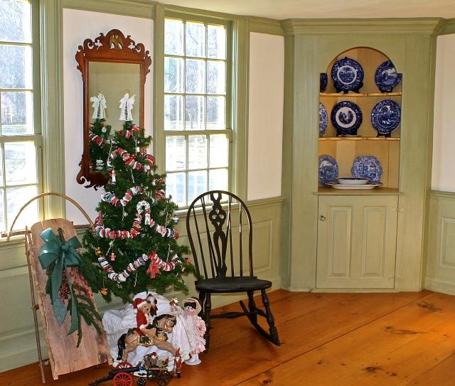 Parlor Christmas Tree