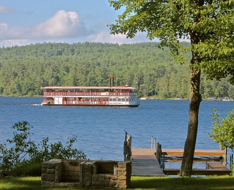Songo queen on long lake