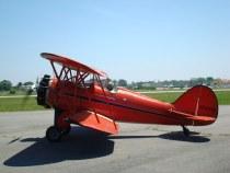 Take A Ride In A Biplane