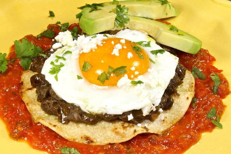 Huevos Rancheros, A Fiesta Of Flavors