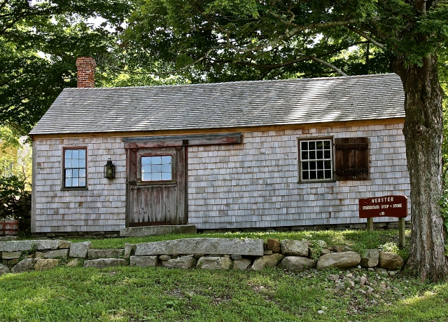 The Webster Stagecoach Stop And Store
