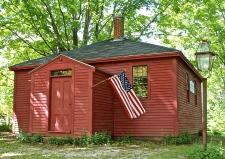 1780 Little Red School House