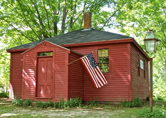 1780 Little Red School House