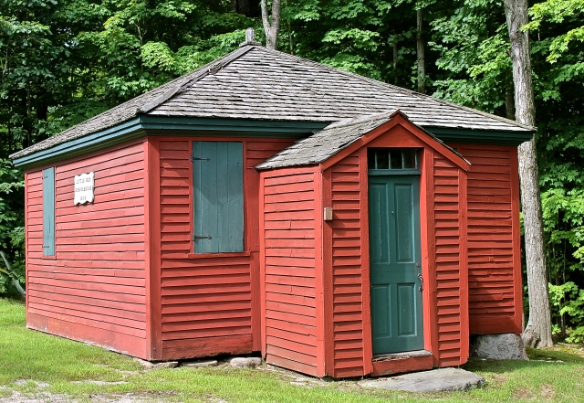 1834 Little Red School House
