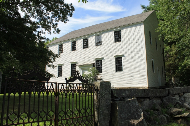 Old Hawke Parish Meeting House
