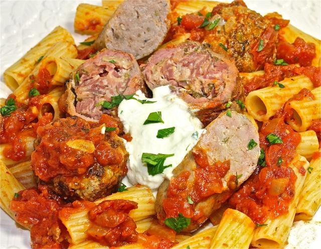 Classic Italian Sunday Feast