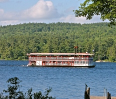The Songo River Queen Tours Long Lake