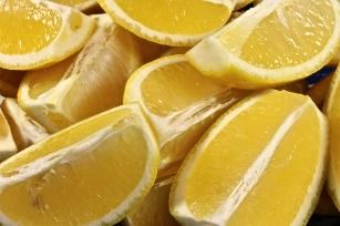 IMG_5351 Quartered Fresh Lemons