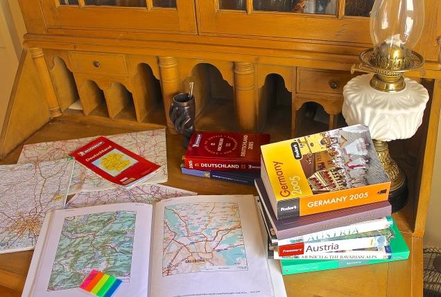 Preparing For A Trip, Where To Next