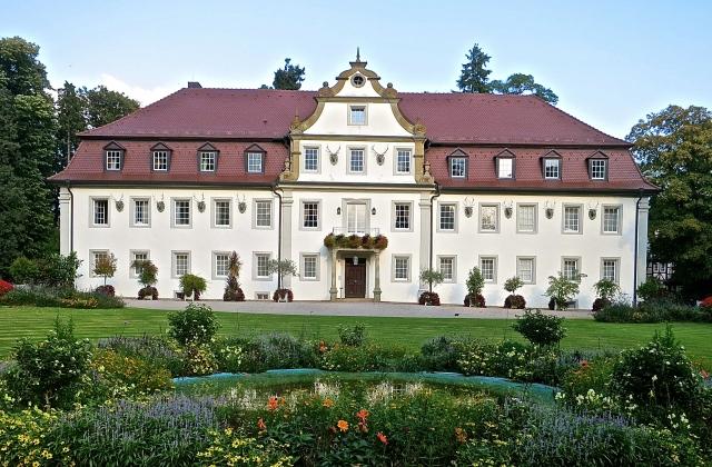 The Wald & Schlosshotel Friedrichsruhe Hunting Lodge