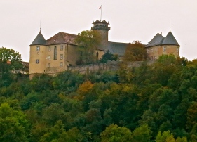 There Seems To Be A Castle Guarding Every Hilltop