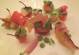 Soft Smoked Salmon With Yogurt, Avocado And Lime
