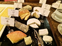 A Fine Cheese Selection To Start The Day