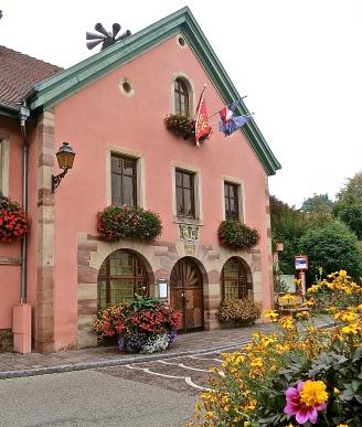 Hotel De Ville Ottrot, France