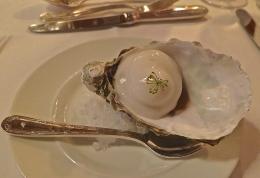 Oyster Amuse Buche