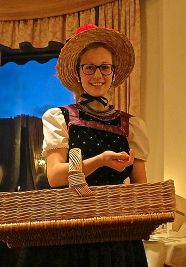 Traditional Black Forest Clothing And Hat
