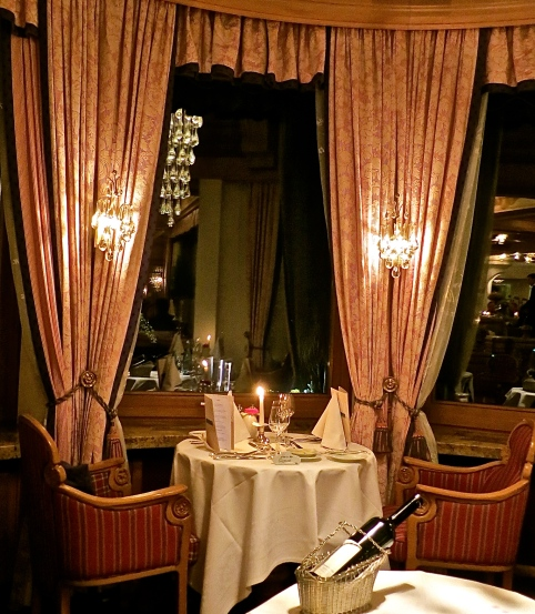 Candlelight Dinner At The Silberberg