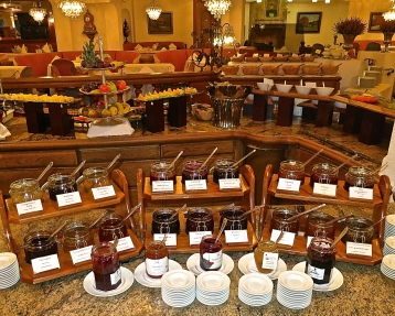 Jams And Honey