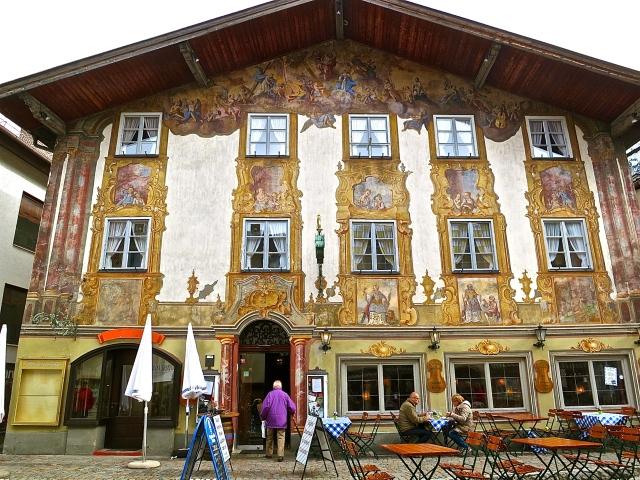 Alpenrose Hotel In Mittenwald