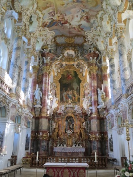 Alter Of Wies Church