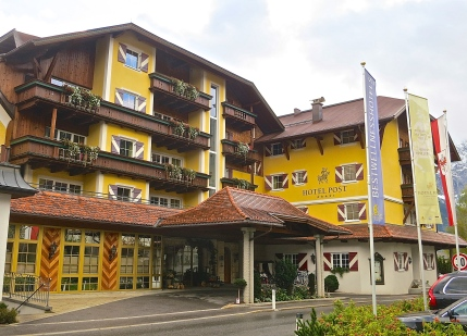 Hotel Post, Lermoos, Austira