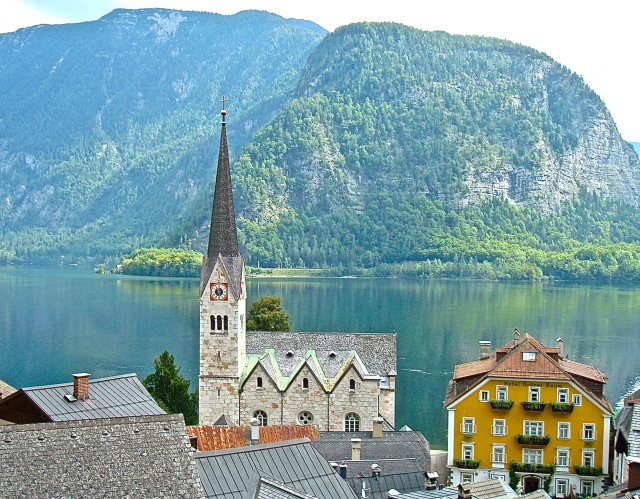 Hallstatt, A UNESCO World Heritage Sight