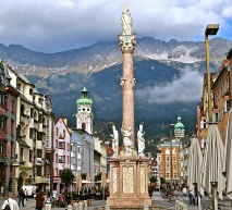 St. Anne's Column, Innsbruck, Austria