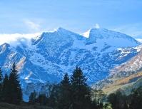 Climbing Higher On The Grossglockner High Alpine Road