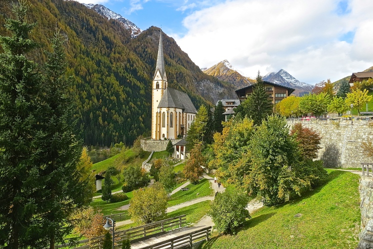 Heiligenblut Pilgrimage Church