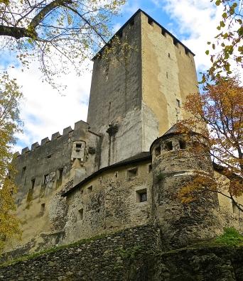 Bruck Castle On The Outskirts of Lienz, Austria