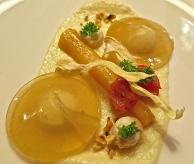 Parsley Root, Hazelnut & Honey Ravioli