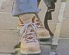 Sturdy Walking Boot