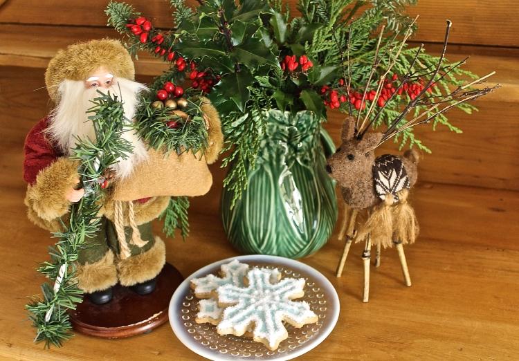 I Will Be Leaving Tiffany Snowflake Cookies For Santa