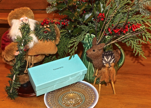 I Think Santa Liked The Tiffany Snowflake Cookies
