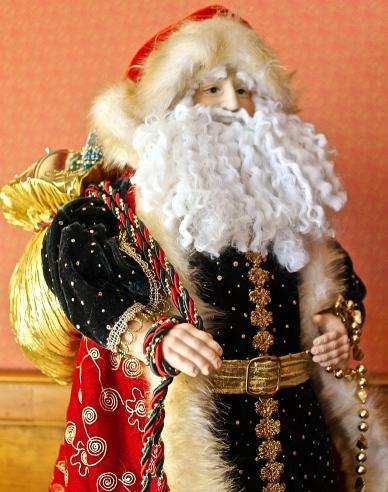 I Love This Handsome Santa
