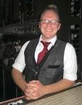 Mixologist Luke Tullos