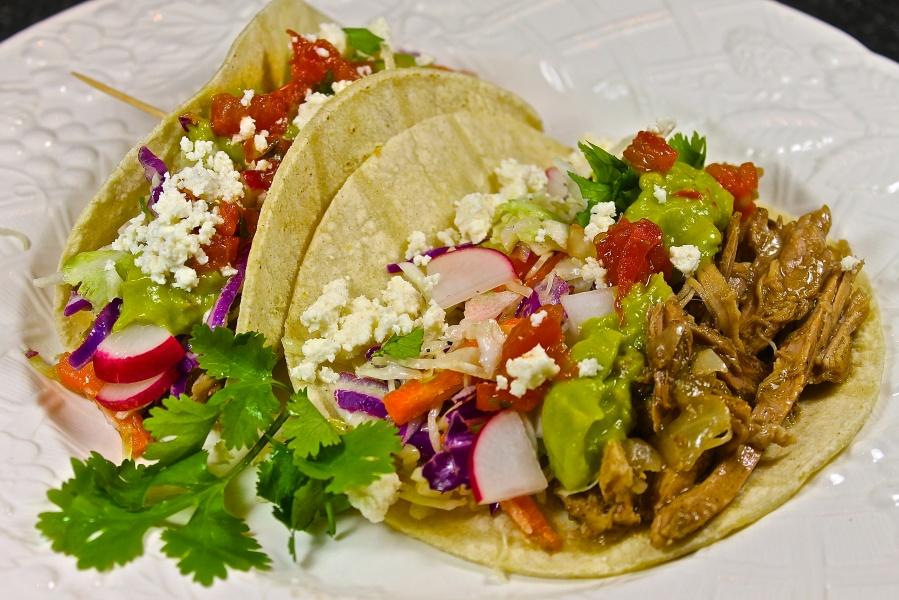 Pull Pork Tacos