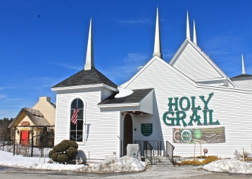 The Holy Grail Pub And Camelot Function Hall